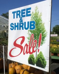Gardenland, Gardenland USA, Tree & Shrub Sale, Plant Nursery